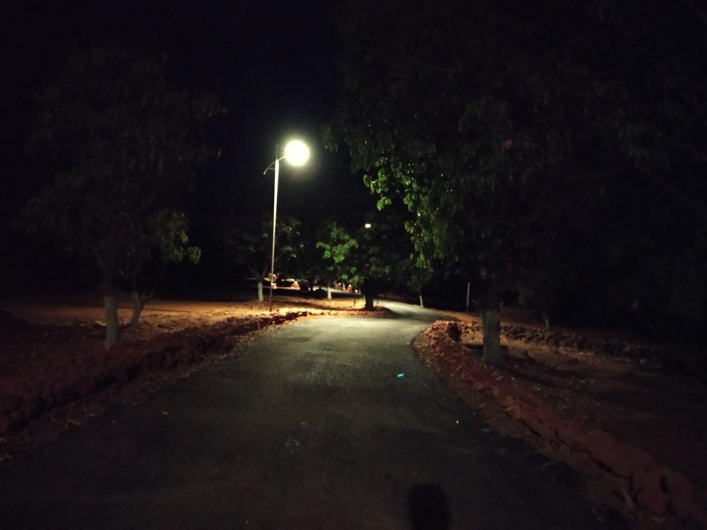 Kolad Night road journey