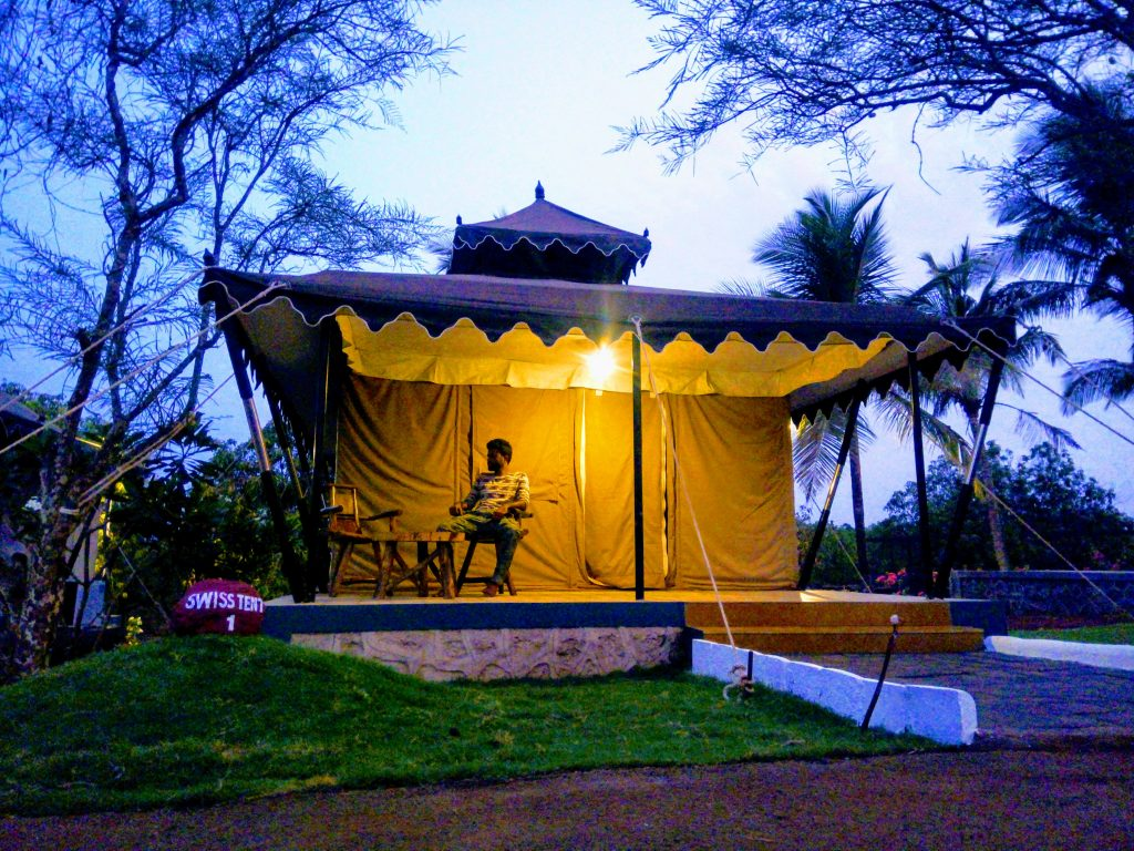 Swiss Tent Stay Packages