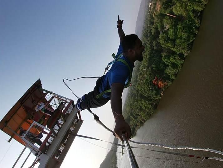 Bungee Jumping near Mumbai