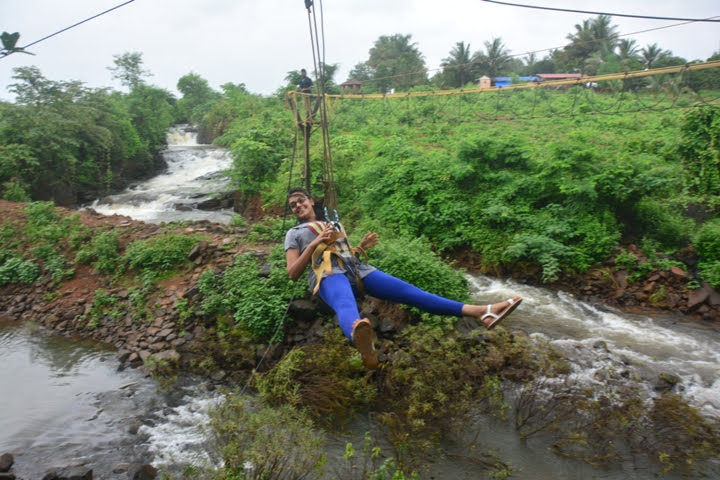 Zipline at Hans Adventure Resort