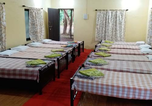Dormitory stay for group
