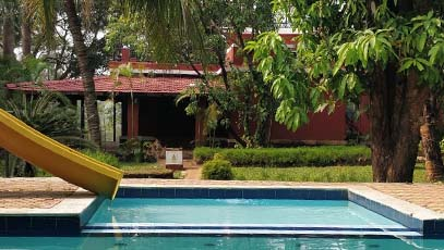 resorts in kolad