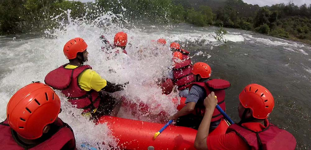 kolad rafting packages